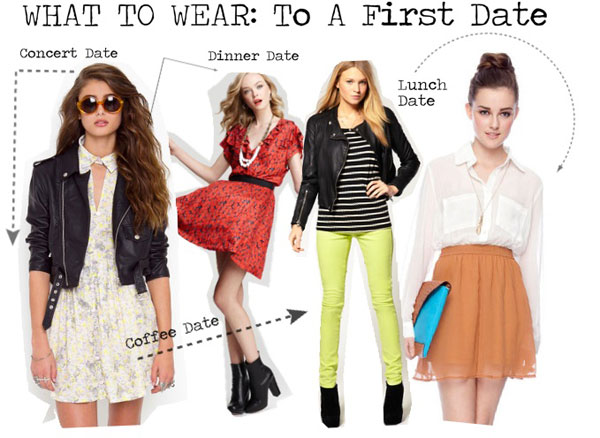 What To Wear On A First Date Lunch