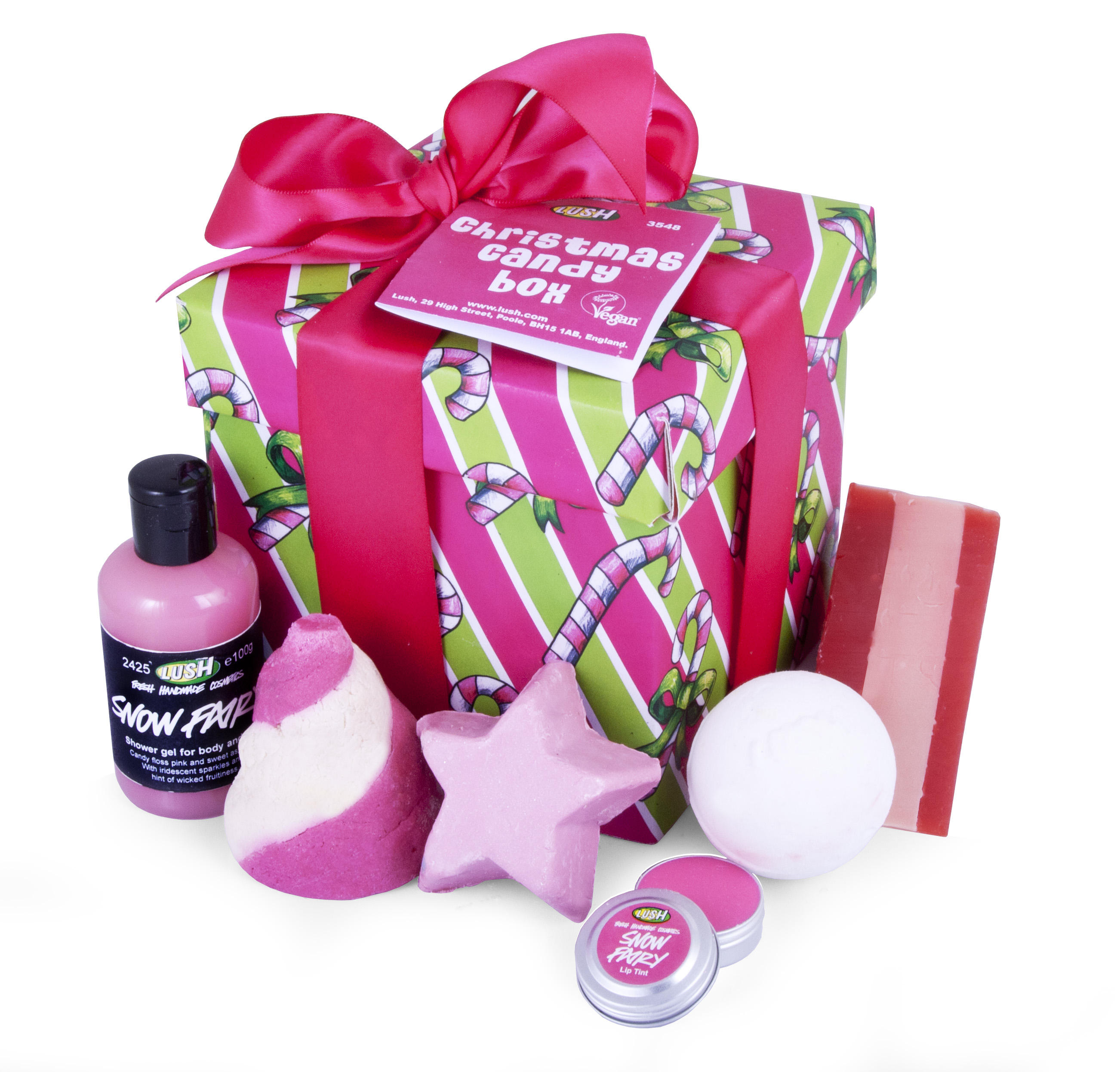 Shower Gel As Bubble Bath Lush Holiday Gift Guide Polished Blog