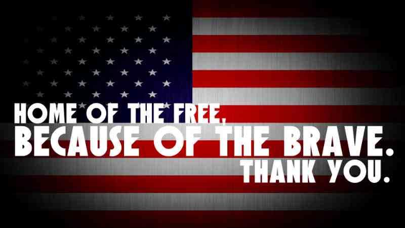 Thank you Veterans – POLISHED BLOG