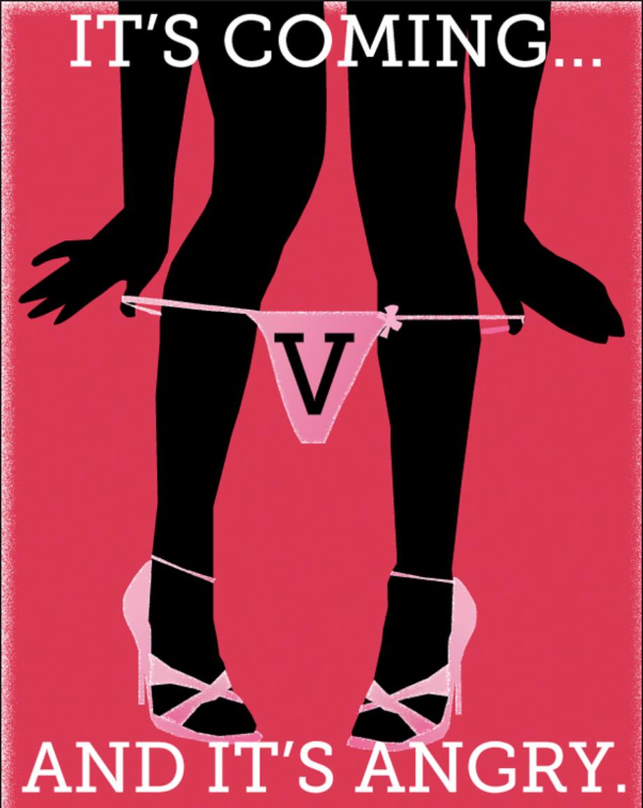 Bikini strangle clips